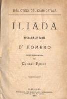 Iliada Conrad Roure