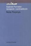 Núria Perpinyà Gabriel Ferrater