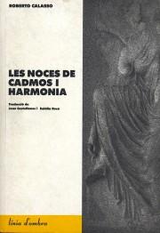 Calasso - Noces de Cadmos i Harmonia