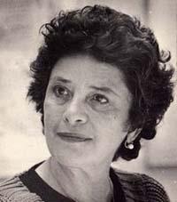 Clara Isabel Alegría Vides (Estelí, Nicaragua, 1924)