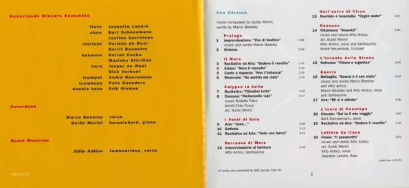 Guido Morini - Una Odissea 2