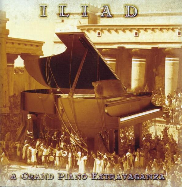 Iliad - piano extravaganza