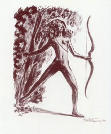 Una Amazona - Cèsar Estrany