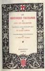Les Histories Troyanes - Conesa