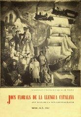 Jocs Florals 1957 Mèxic