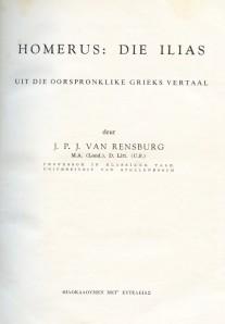 Van Rensburg Die Ilias 2