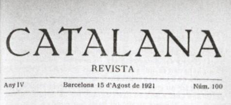 Revista Catalana