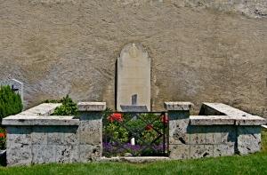 Tomba de Rilke a Rarogne, Valais1