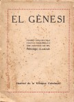 El Gènesi - Clascar