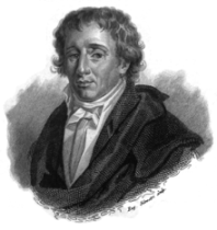 Ippolito Pindemonte  (Verona, 13 novembre 1753 – Verona, 18 novembre 1828)