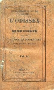 Odissea Ippolito Pindemonte
