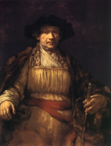 1658-Rembrandt-Autoportrait-Self-portrait-The-Frick-Collection