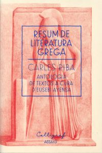 Lliçons - Carles Riba