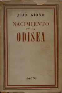 Giono - Nacimiento de la Odisea