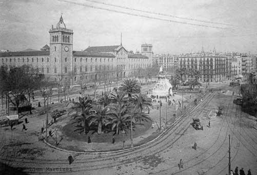 Plaça-Universitat