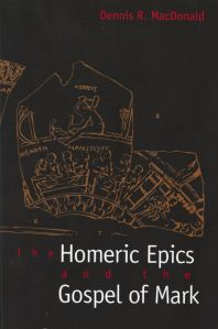 Homeric epics & Gospel of Mark