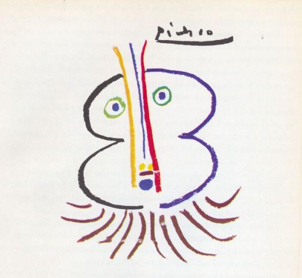 Picasso - Príam