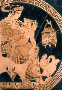 Madonna col Minotauro